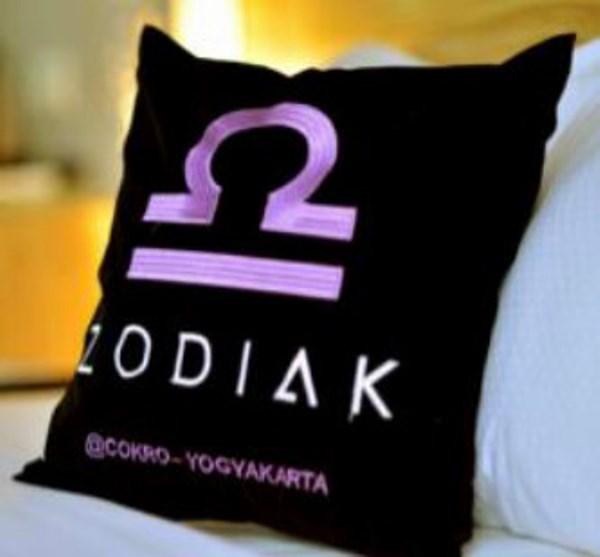 Produsen Bantal dan Souvenir Hotel Zodiak Yogyakarta