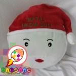 Souvenir Natal Topi Santa Claus for Merry Christmas
