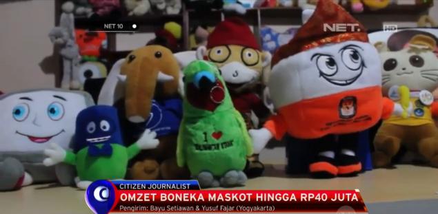 Inspirasi Berbisnis Boneka dan Bantal Print yang Menguntungkan
