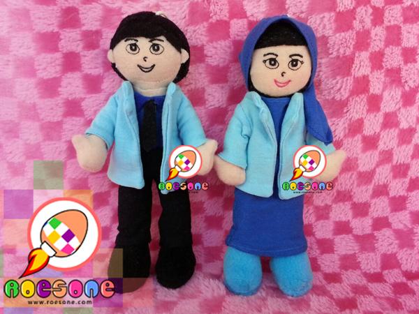 Boneka Maskot Promosi RS JIH Jogja International Hospital