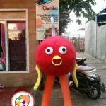 Produsen Boneka Badut Restoran O'Chicken Indonesia