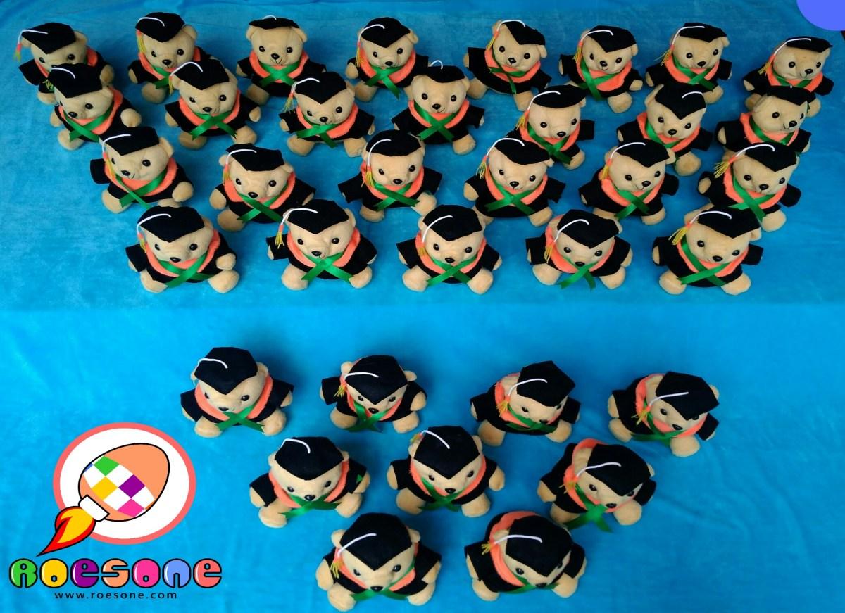 Produsen Boneka Souvenir Wisuda di Jogja