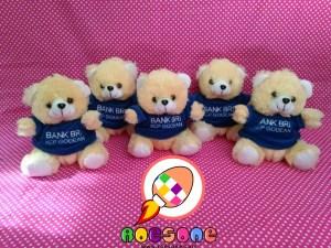Boneka Promosi Bank BRI KCP Godean Yogyakarta