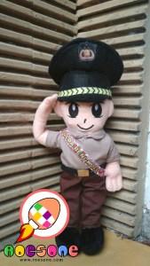 Produsen Boneka Maskot Kepolisian POLDA Bengkulu