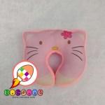 Produsen Bantal Leher Karakter Hello Kitty Lucu