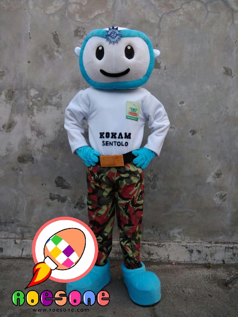 Pembuat Kostum Badut KOKAM Pemuda Muhammadiyah