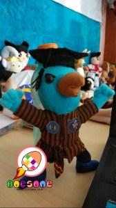Produsen Boneka Maskot Panahan Internasional