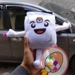 Produsen Boneka Badut Custom Pemilu Serentak 2019