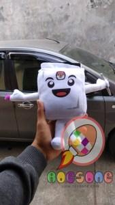 Produsen Boneka Maskot dan Badut Sang Sura KPU Bangka Belitung