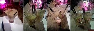 Røvkassens klare taktik, aftalt på forhånd: Vi starter med cocktails!