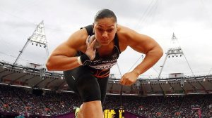Valerie Adams - New Zealand