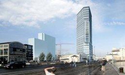 de Linde-huset - 24 etager - 96,7 meter