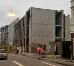 Maskinmesterskolen i Borggade i Aarhus - 12.feb 2016