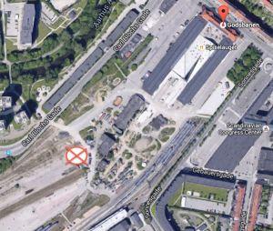 Festplads ved Godsbanen - Aarhus Color Run 2016