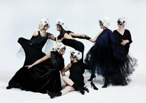 Betty Nansen Teatret - I Et Forhold Med Sort Samvittighed