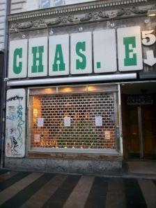Chas.E i Ryesgade lukket