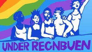 Under Regnbuen – danske LGBT-plakater gennem 70 år Kommende udstilling i 2018.