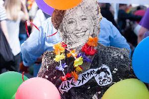 Gå Med Sappho til Aarhus Pride