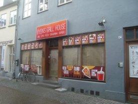 Grillhouse lukket 01.nov 2014