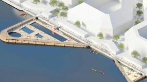 havnebadet i bassin 7