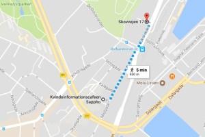 Indkøbsmulighed på Nørre Stenbro