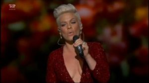 Pink - Over The Rainbow