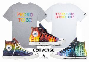 Proud To Be - The Converse Pride Collection