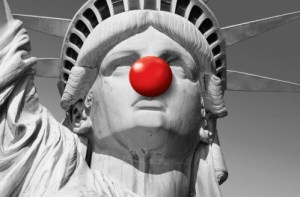 red-nose-statue-liberty