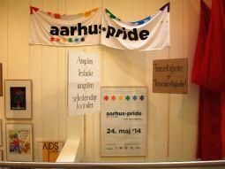 Under regnbuen. Danske LGBT-plakater i 70 år // Den Gamle By