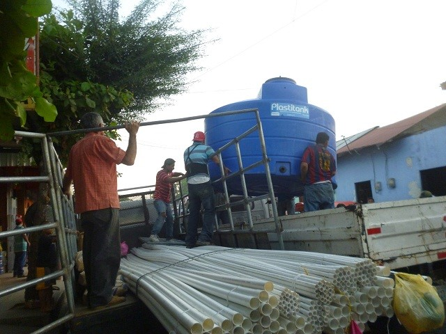 El Caimito Potable Water Project