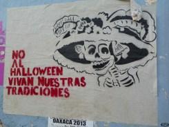 Dia de muertos vs Halloween