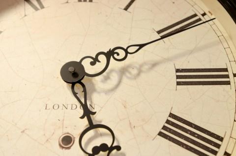 運勢を占う時計のやり方