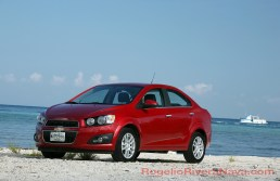 2011 Chevrolet Sonic, Cozumel, Quintana Roo, Mexico