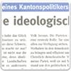 cvp christlich demokratische volkspartei