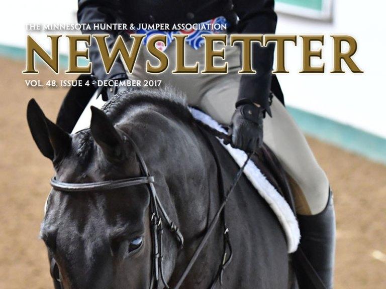 MHJA Newsletter December 2017