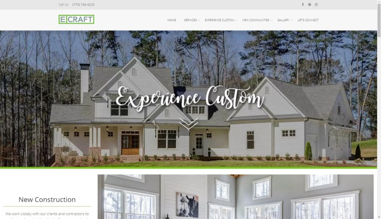 Ecraft Custom Homes