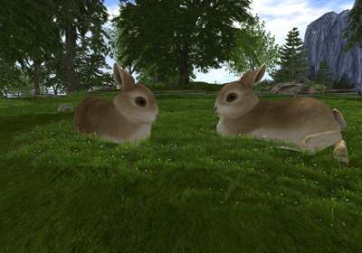 Ostern in Second Life