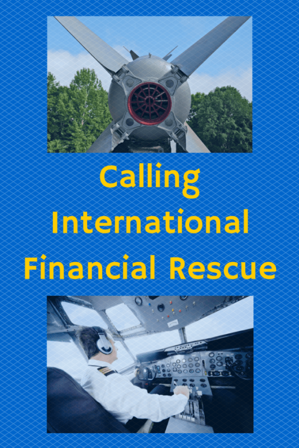 Calling International Financial Rescue