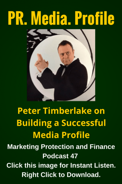 Peter Timberlake on How to Build a Successful Media Profile