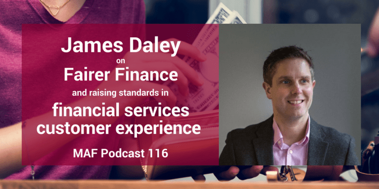 raising standards in financial services customer experience