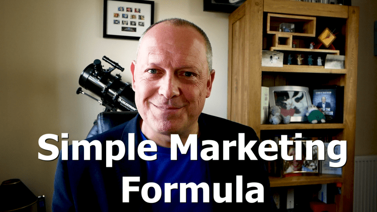 Simplest marketing communications formula - Problem Agitate Solution