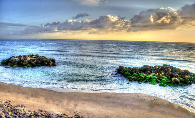 Cool Rocks at Deerfield Beach