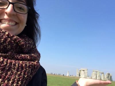 Cici Stonehenge pancake