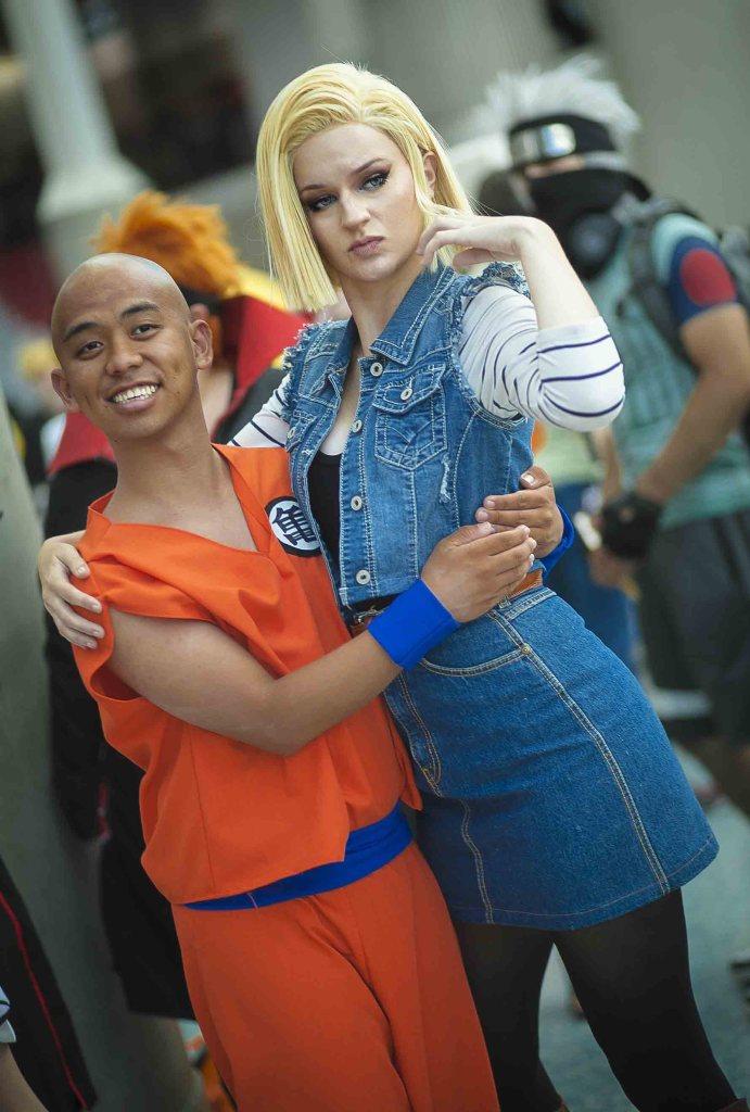 Dragon Ball (Halloween Costume Ideas For Couples)