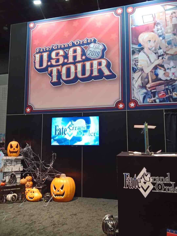 Fate Tour