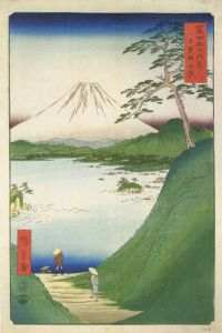 399px-Hiroshige_Mt_fuji_4