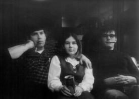 George Kaldo, Ellie Lou Rutledge, and Richard Derby