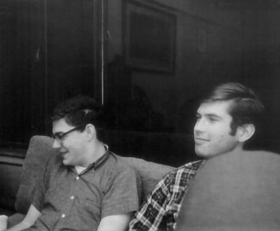 John Gottlieb and George Kaldro