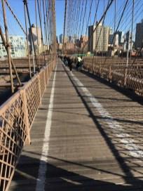 boardwalk, Brooklyn Bridge