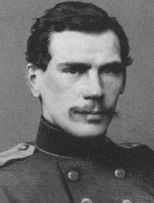 Leo Tolstoy at age 28